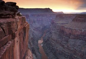 The Grand Canyon's Heart