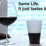 Same Life. It just tastes better!