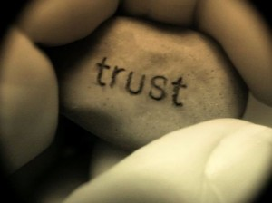 More on trust…