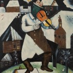 The Violinist (Marc Chagall)