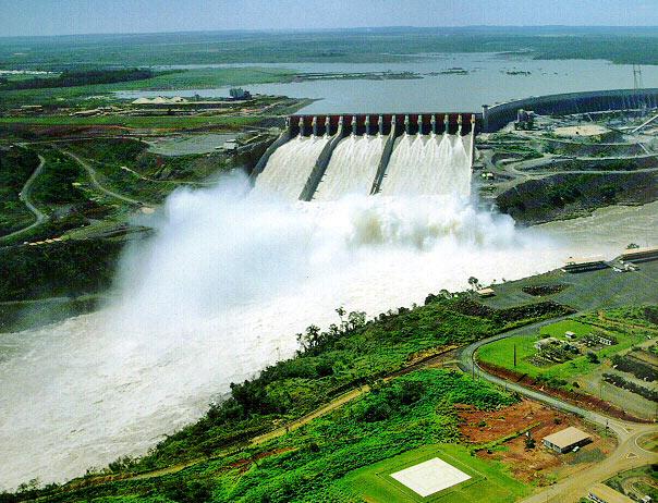 Tear down the dams